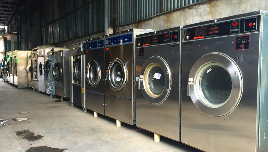 Máy giặt công nghiệp miele