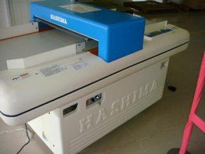 Máy dò kim Hashima HN-780G - Máy dò kim loại giá tốt